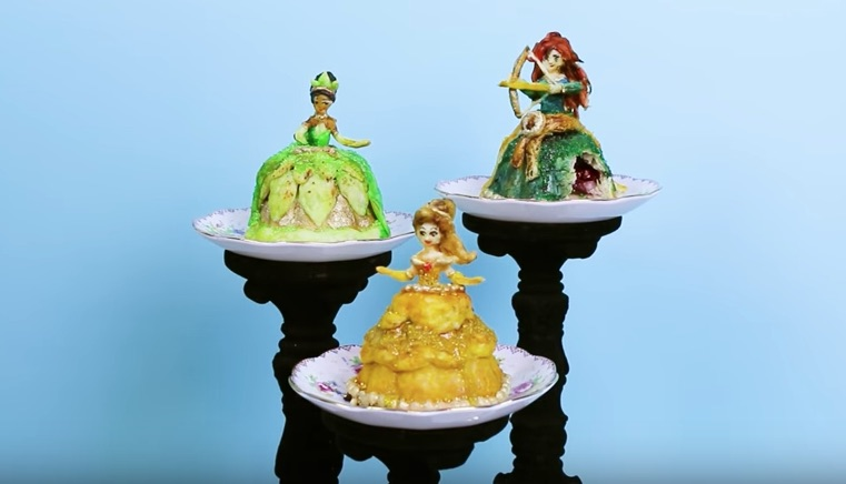 Picture of Disney Princess Hand Pies
