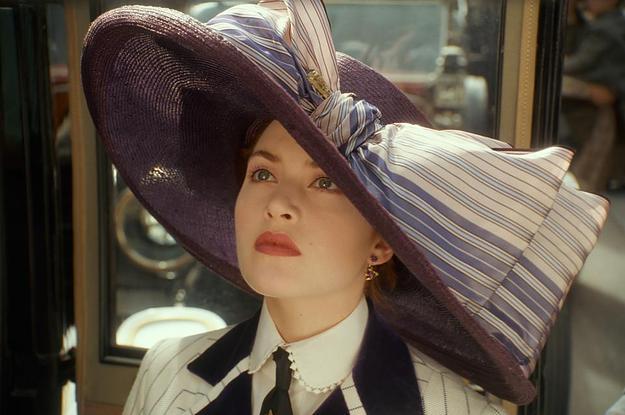 Picture of Rose Titanic Hat
