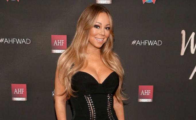 Picture of Mariah Carey Red Carpet