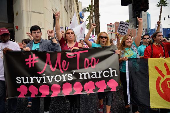 #MeToo Survivors' March