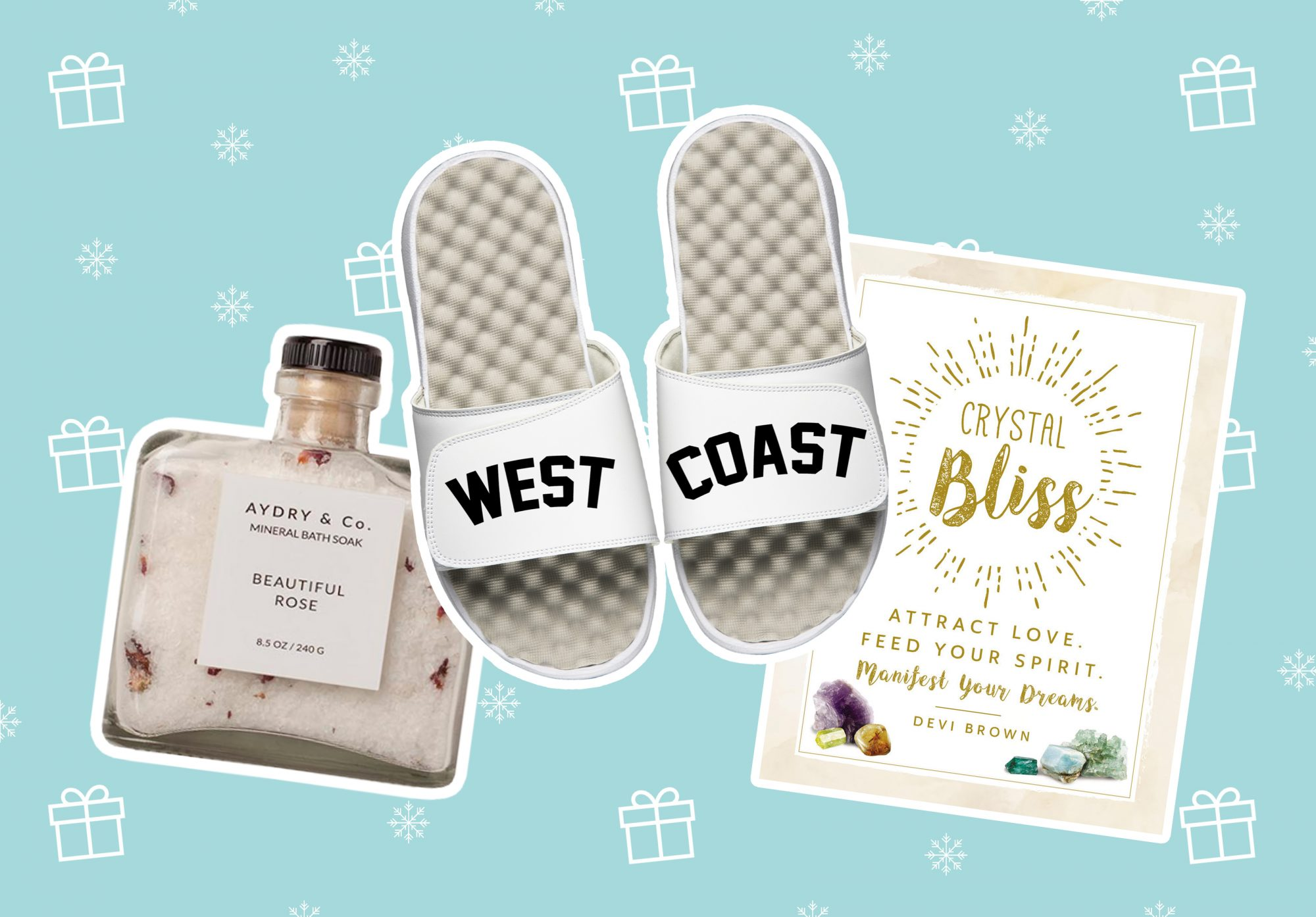 west coast gift guide