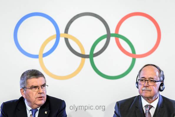 Russia has been banned from the 2018 Olympics for doping