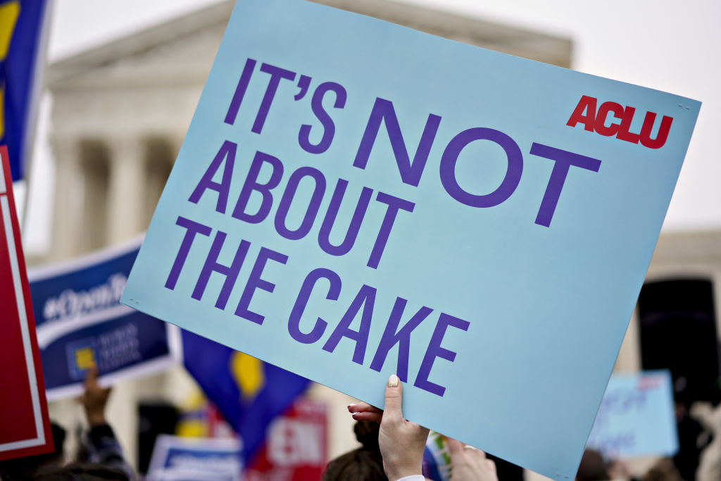 Pivotal Justice Sends Mixed Messages In High Court Cake Case