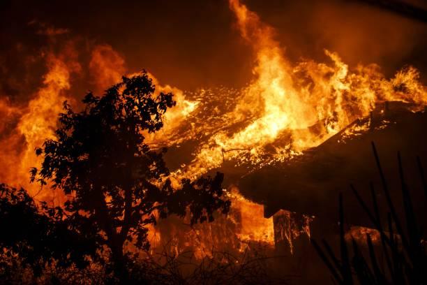 Ventura County Thomas Fire