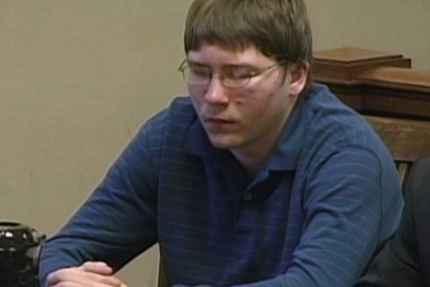 Brendan Dassey in court