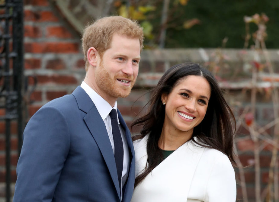 Picture of Meghan Markle Prince Harry