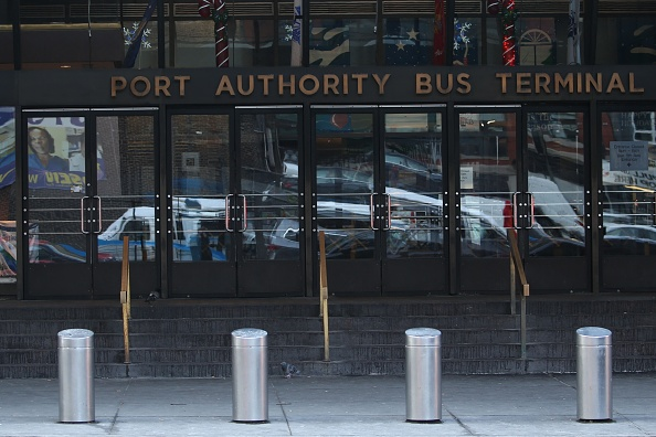 A suspect has been identified in the explosion at New York City's Port Authority Bus Terminal