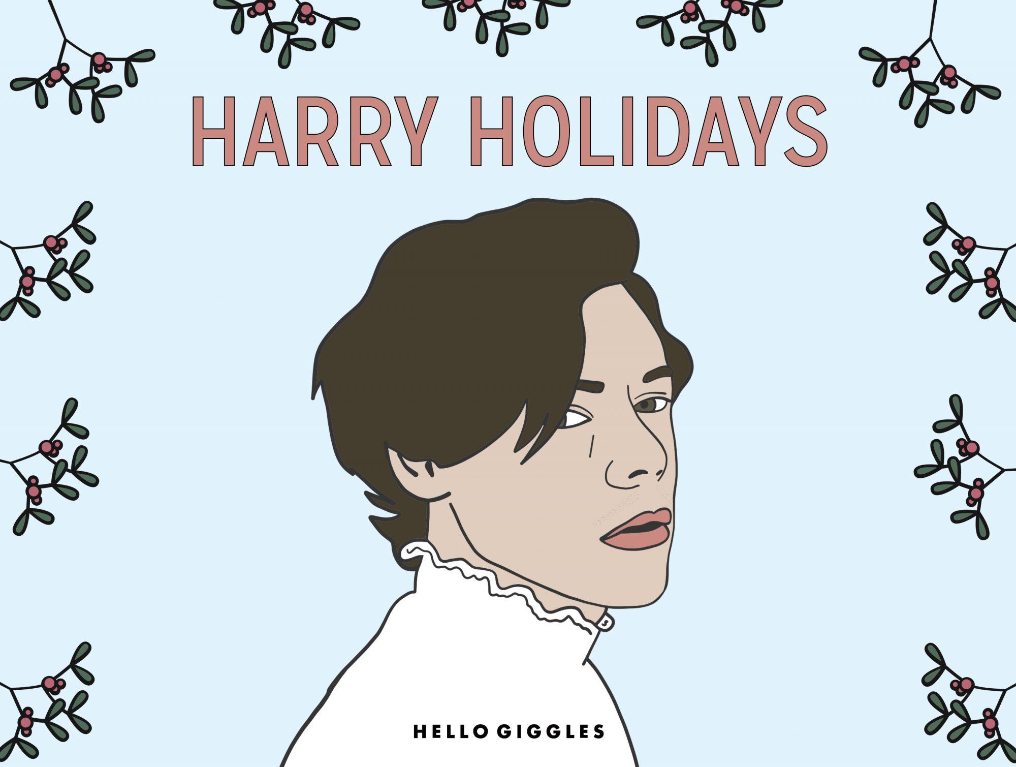 Harry Styles Holidays