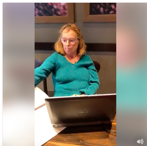Racist woman kicked out of Starbucks