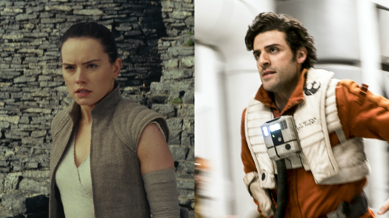 Rey and Poe