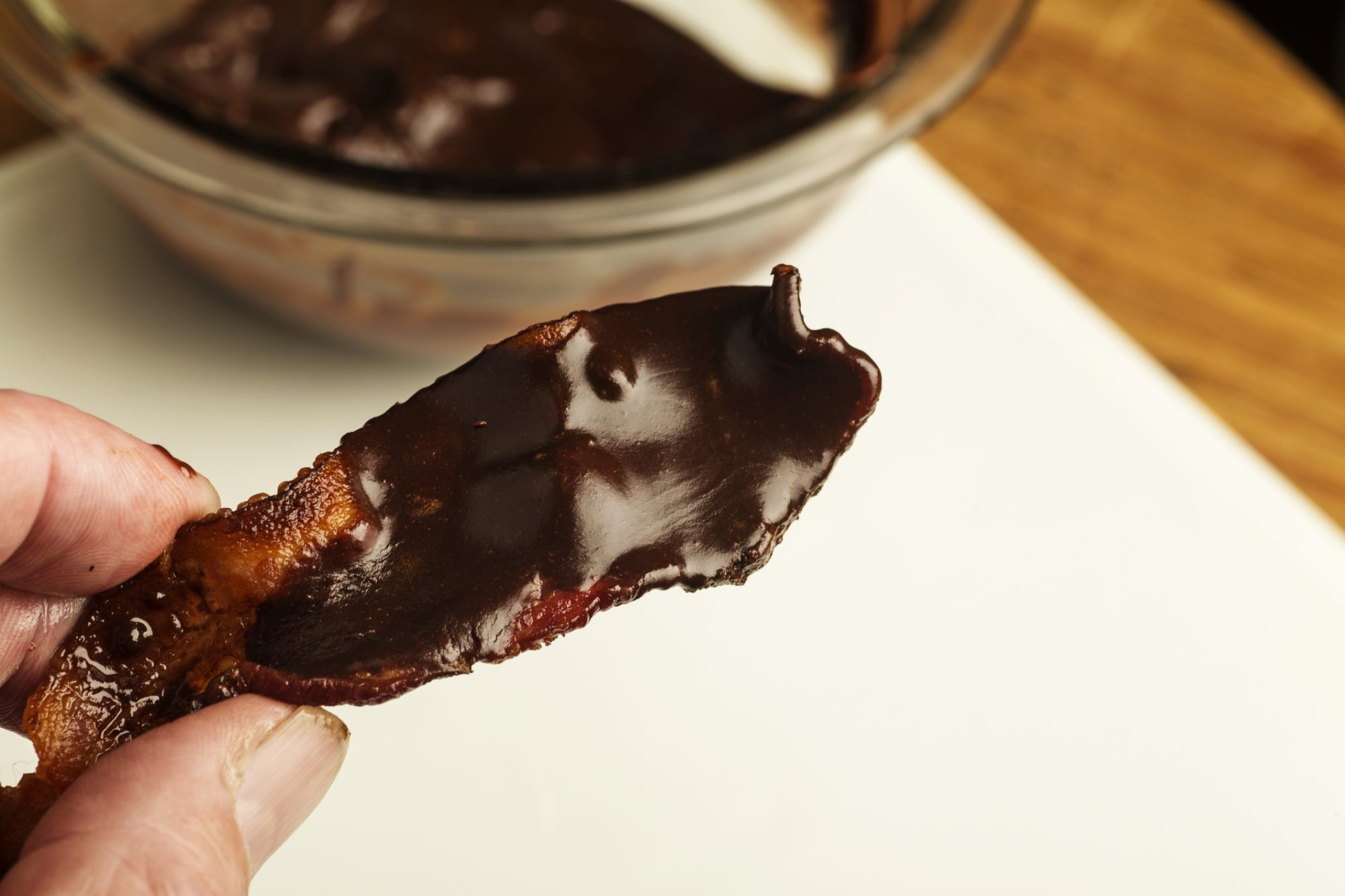 national chocolate covered anything day