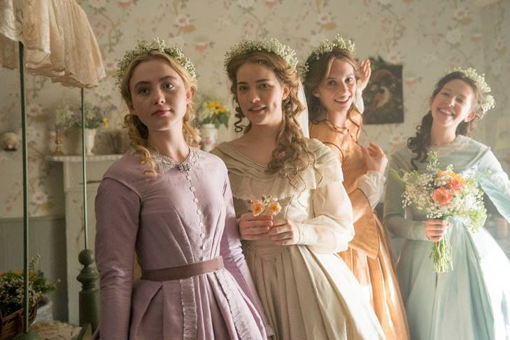 Picture of Little Women Trailer PBS Cast