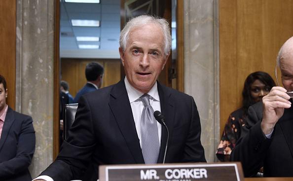 Senator Bob Corker has said he will vote to pass the tax reform bill