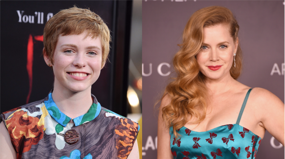 sophia lillis amy adams sharp objects