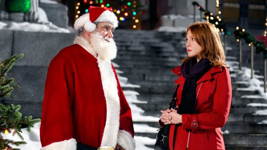 Hallmark Christmas movie