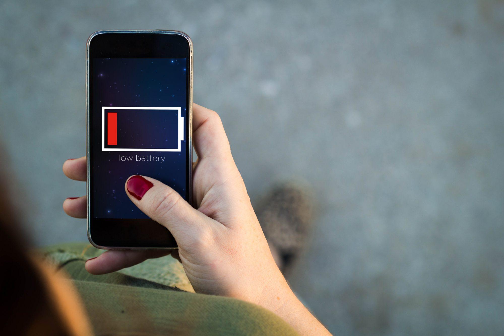 iphone battery hacks