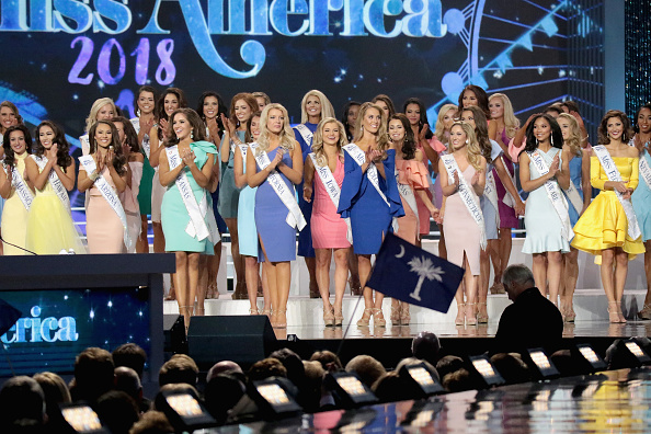Sexism in Miss America pageant