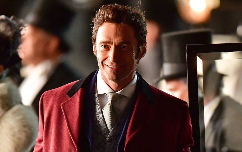 Picture of Hugh Jackman The Greatest Showman