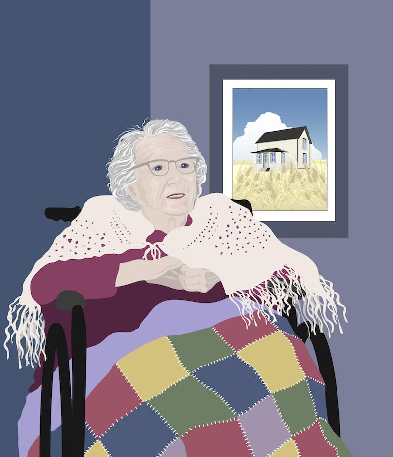 Grandma by Linda Braucht