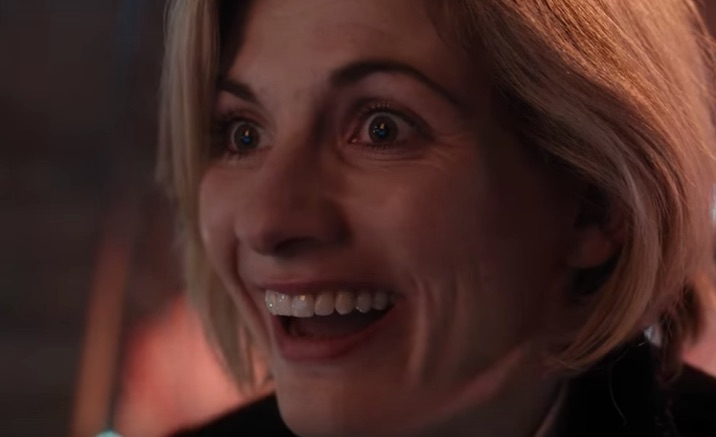 Picture of Jodie Whittaker Doctor Who