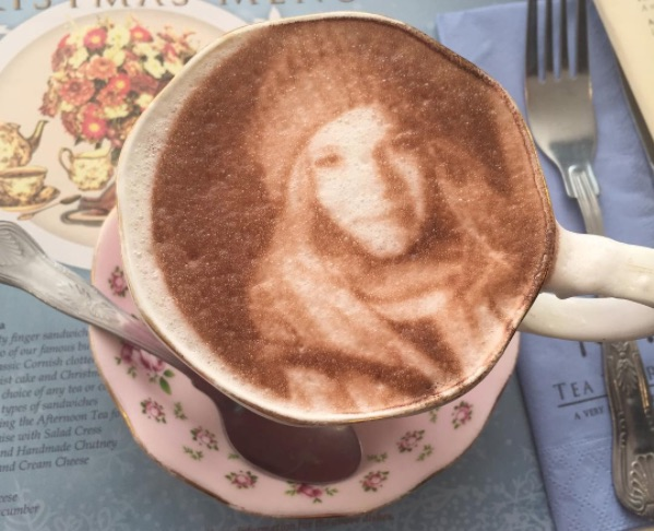 Picture of Selfieccino