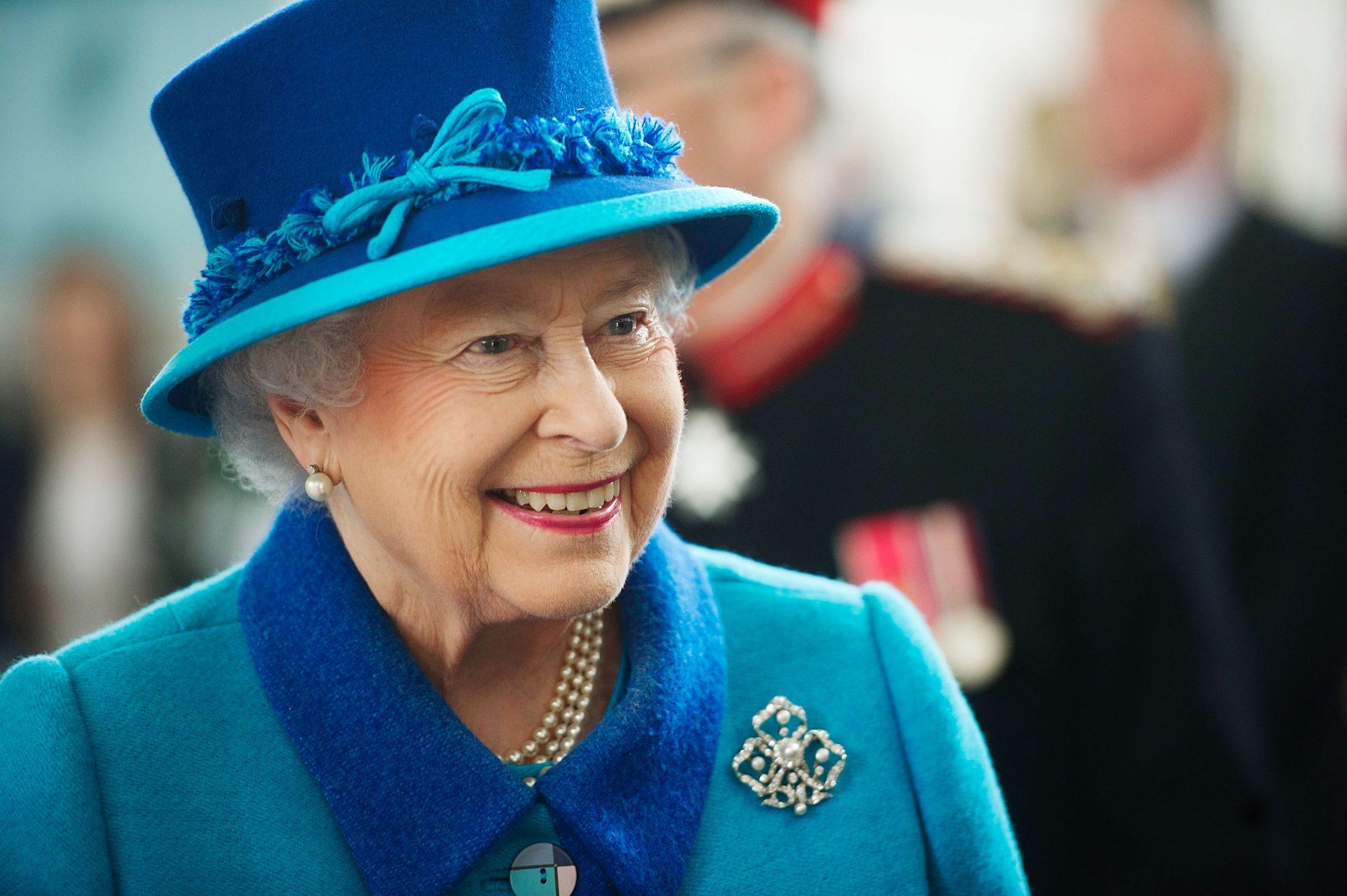 Photo of Queen Elizabeth II
