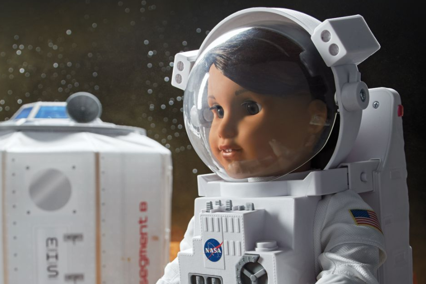 Picture of American Girl Doll Astronaut