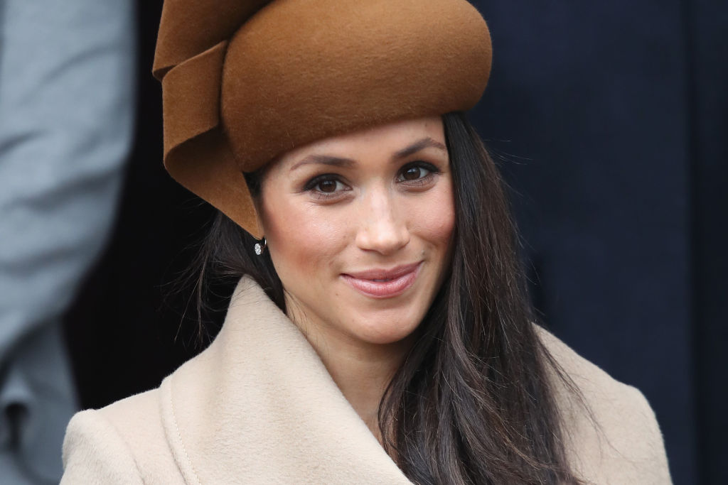Picture of Meghan Markle Christmas