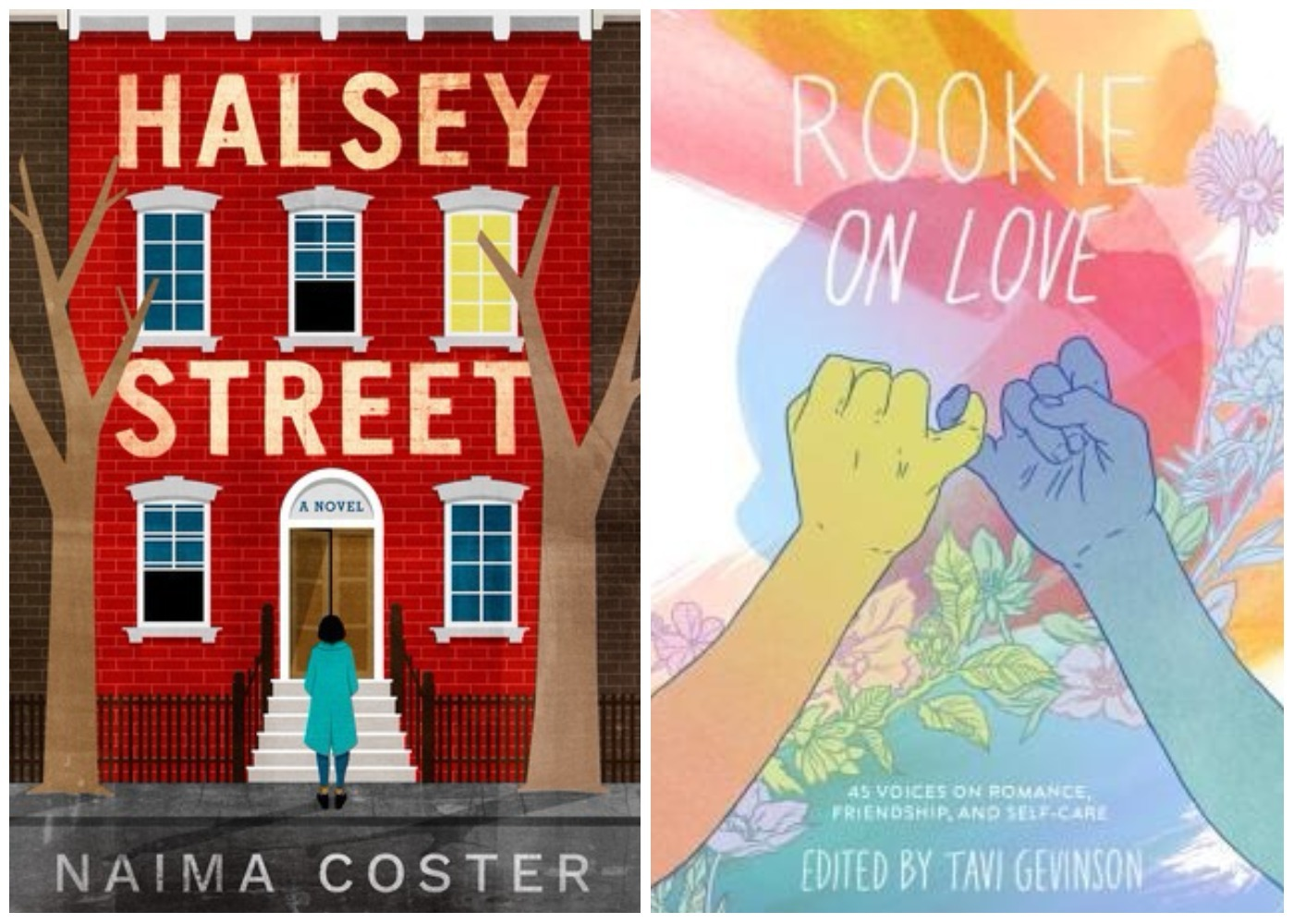 Picture of Halsey Street Rookie on Love Books