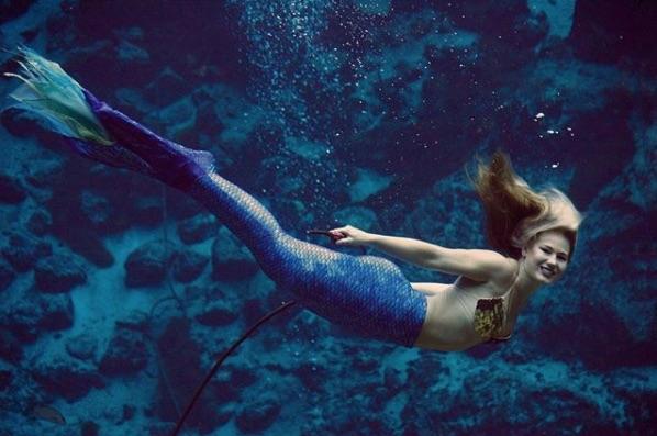 Picture of Weeki Wachee Springs Mermaid