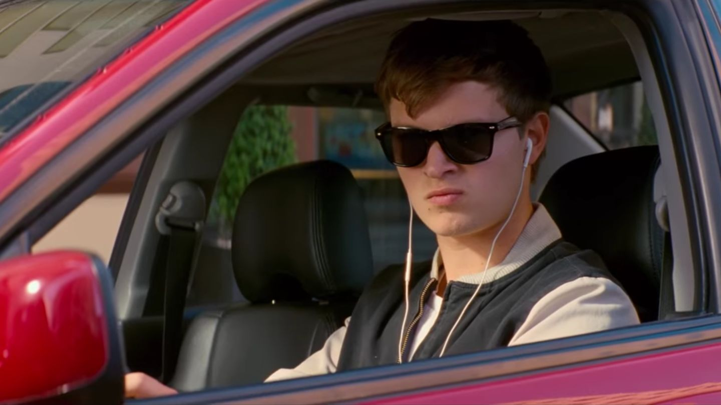Picture of Ansel Elgort Baby Driver