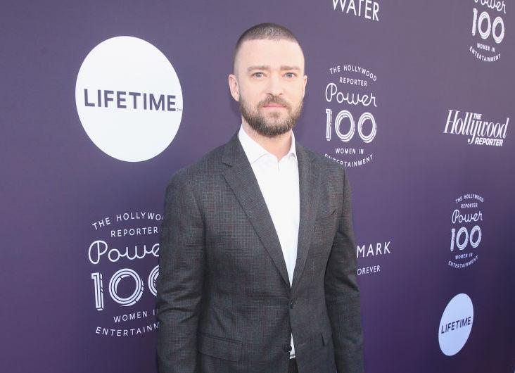 Picture of Justin Timberlake THR