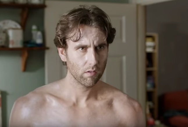 Picture of Neville Longbottom Shirtless