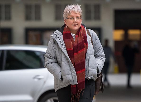 BBC journalist Carrie Gracie resigns