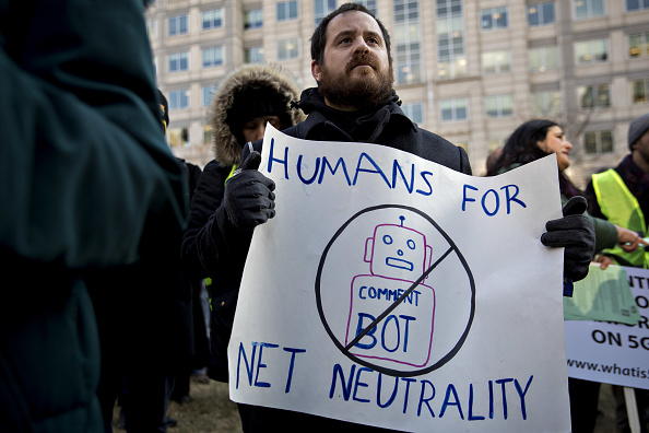 Senate to vote on FCC's repeal of net neutrality