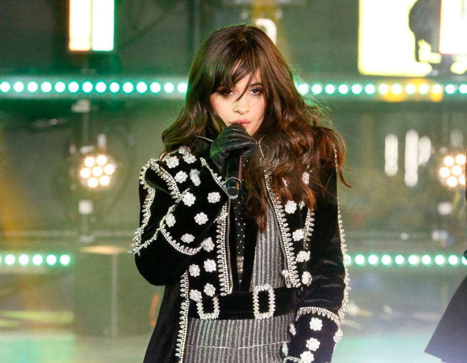 Picture of Camila Cabello Singing