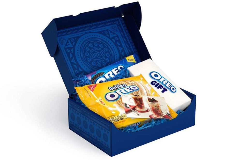 Picture of Oreo Cookie Club Subscription Box