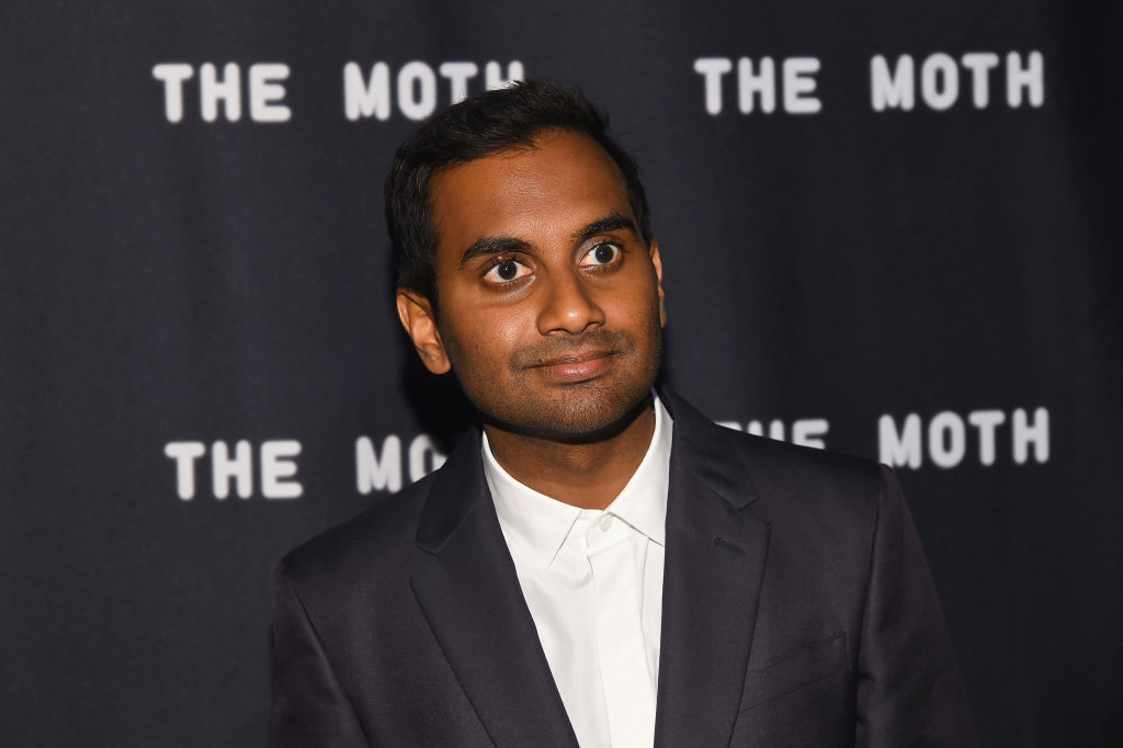 Picture of Aziz Ansari Suit