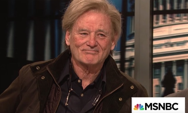 Picture of Bill Murray Steve Bannon