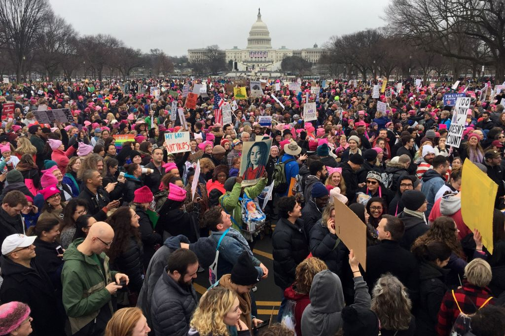 women's march washington