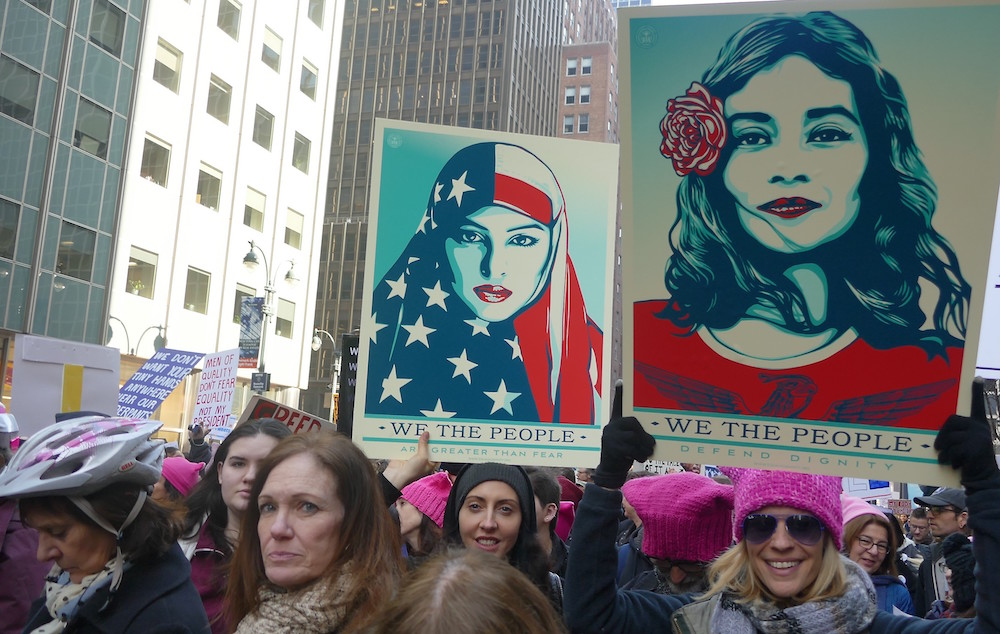 The 2018 Women's March is happening in cities all across the globe.