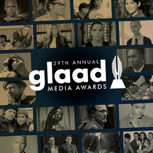 Photo of GLAAD Media Awards Nominations