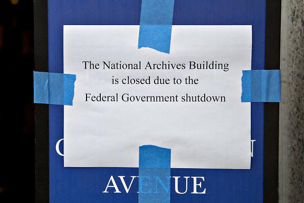 2018 government shutdown