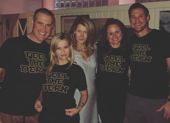 Picture of Reese Witherspoon Feel the Dern Shirt