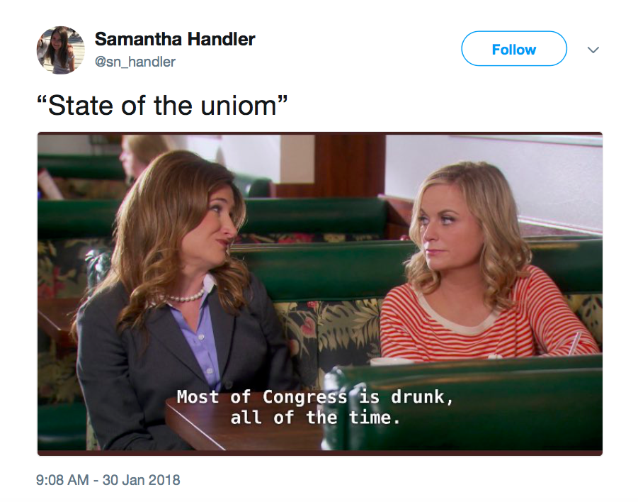 state of the uniom