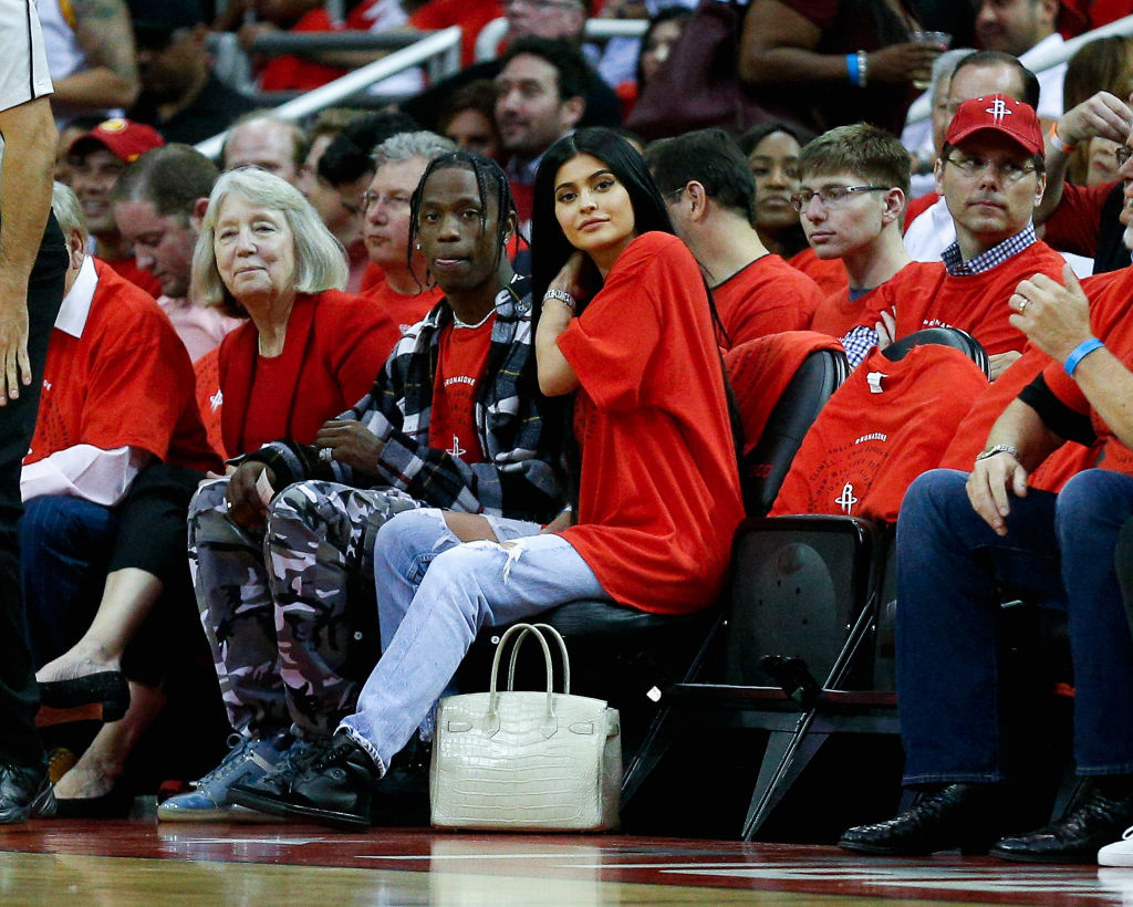 Picture of Do Kylie Jenner and Travis Scott Live Together