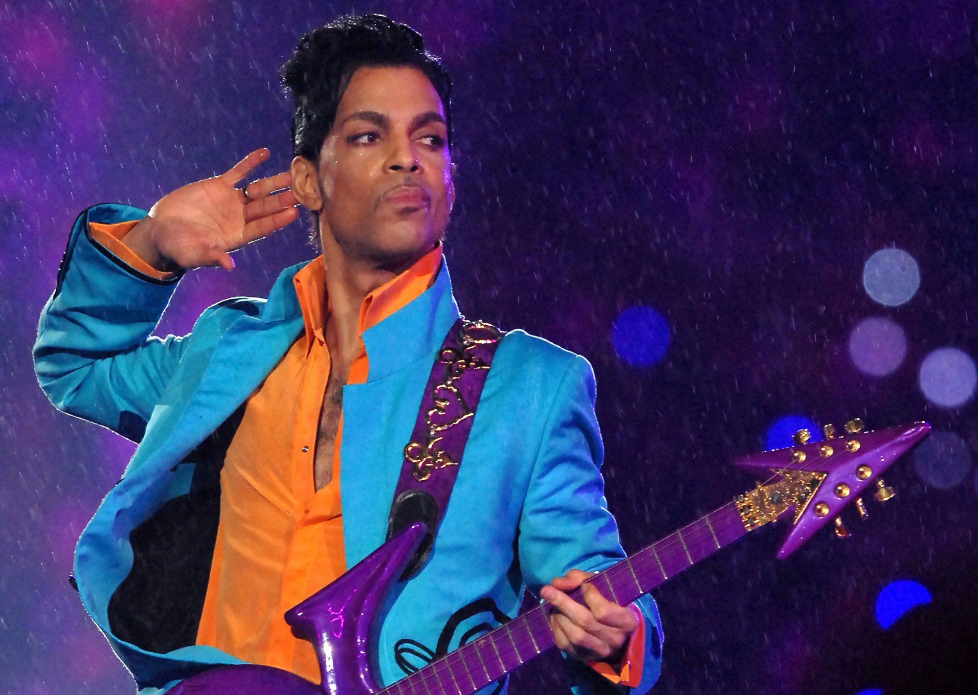 Picture of Prince Hologram