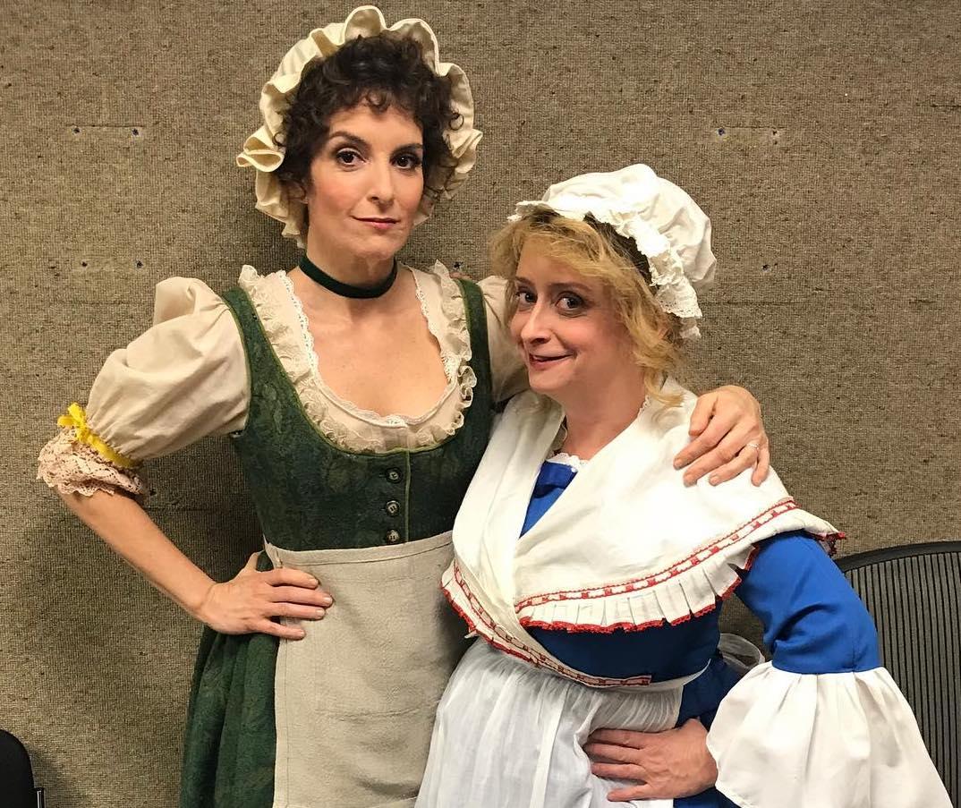 Picture of Tina Fey Rachel Dratch SNL