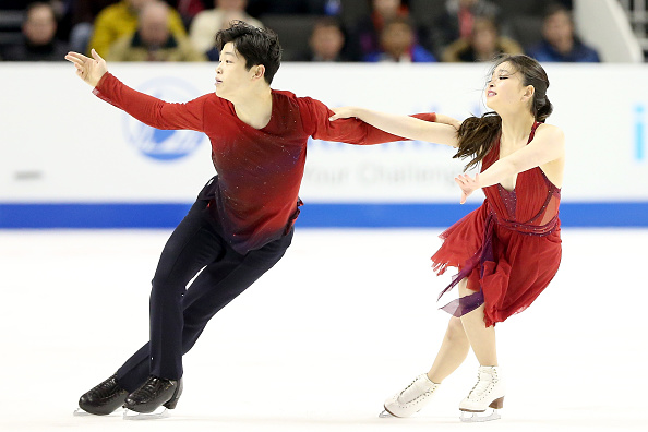 Team USA figure skating