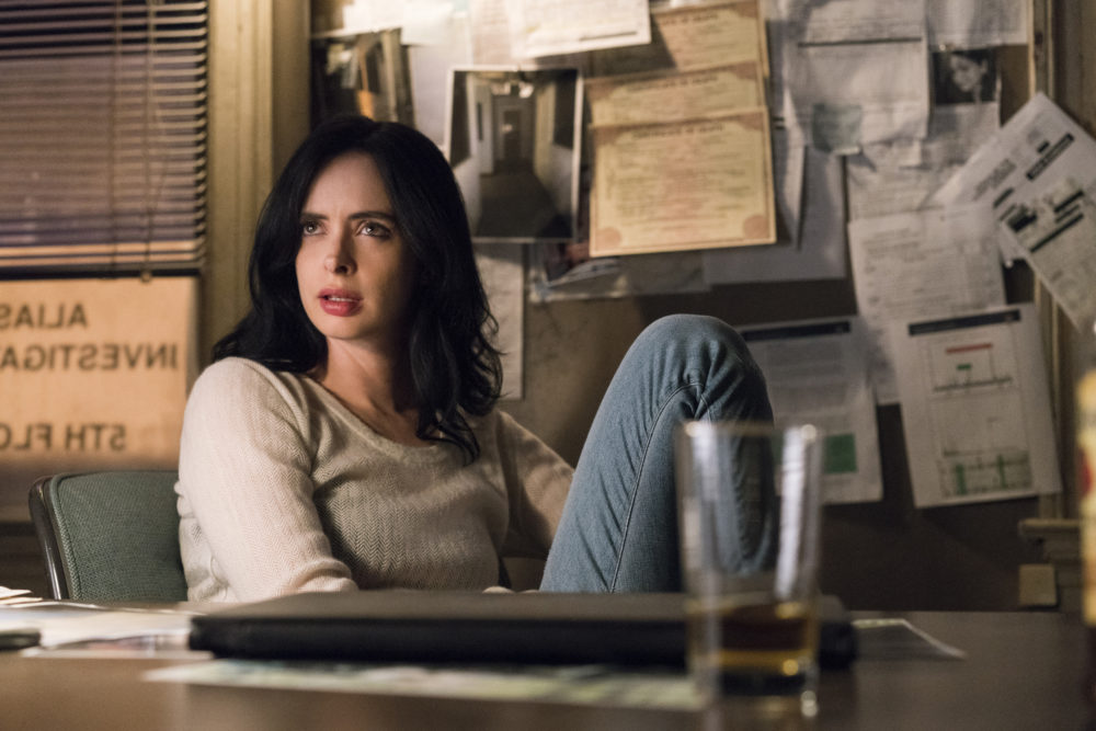 what's coming to Netflix in March Jessica Jones